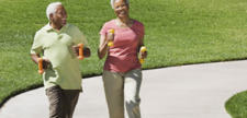 Walking 20 Minutes a Day Might Save Your Life